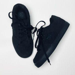 DC Mens Pure Low Top Skate Shoes Sneakers Sz 9